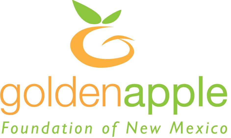 Golden Apple Foundation of New Mexico Logo