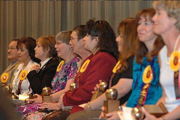 Golden Apple 2004 Winners
