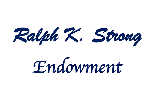 Ralph K. Strong Endowment Logo