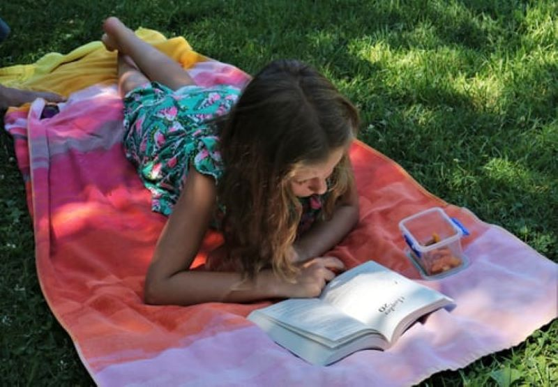 The Importance of Summertime Reading